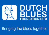 Logo van Dutch Blues Foundation